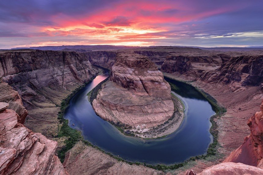 Hoseshoe Bend, Colorado River