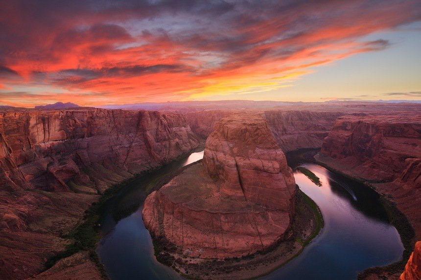 Horseshoe Bend - Near Grand Canyon Arizona