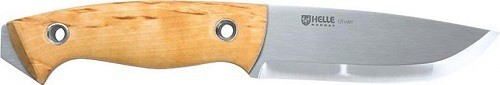 Helle Utvaer Bushcraft Knife