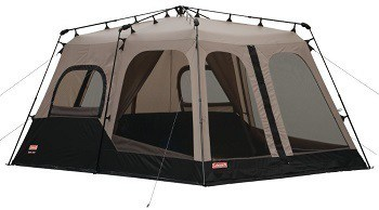 Coleman 8 Person Instant Family Tent