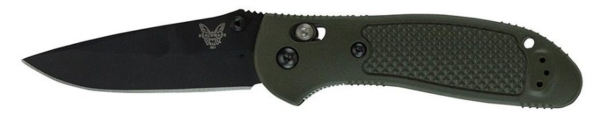 Benchmade Griptillian Green