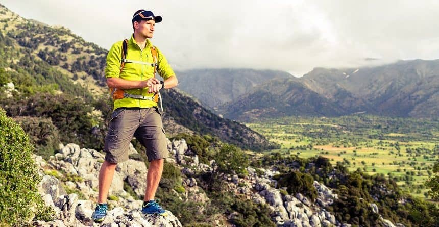 Best Altimeter Watch for Hiking & Outdoors