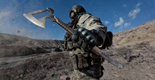 Best Tactical Tomahawks for the Money in 2016 - Military Guy With Survival Axe