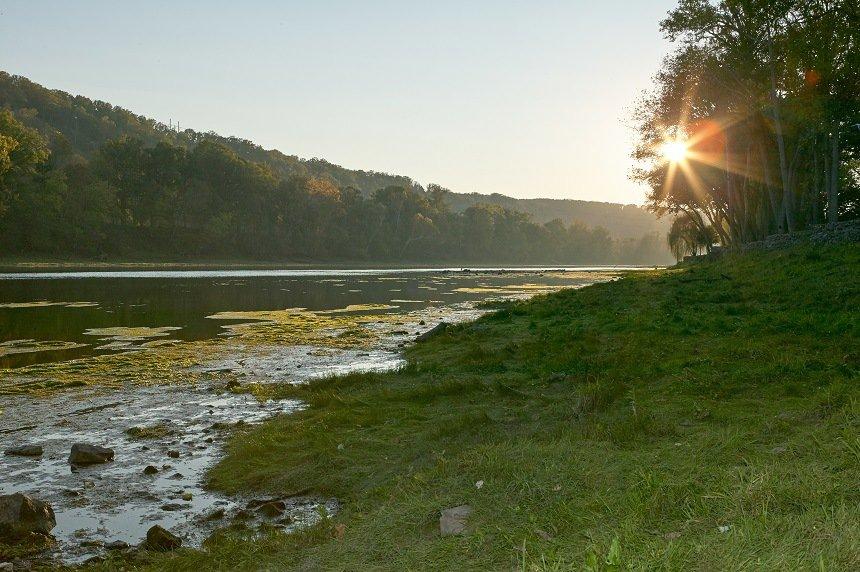 Arkansas White River