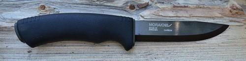 Morakniv Black Bushcrafter Knife