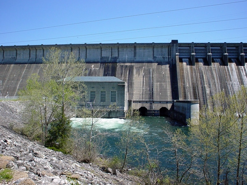 Norfolk Dam
