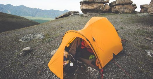 Best Sleeping Bags for Camping and Hunting Outdoors in a Tent