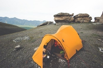 Coleman and Alps Camping