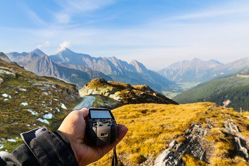 Hiking GPS for Backpacking