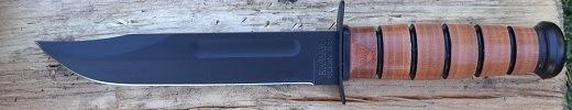 Ka Bar Full Size USMC Marine Knife