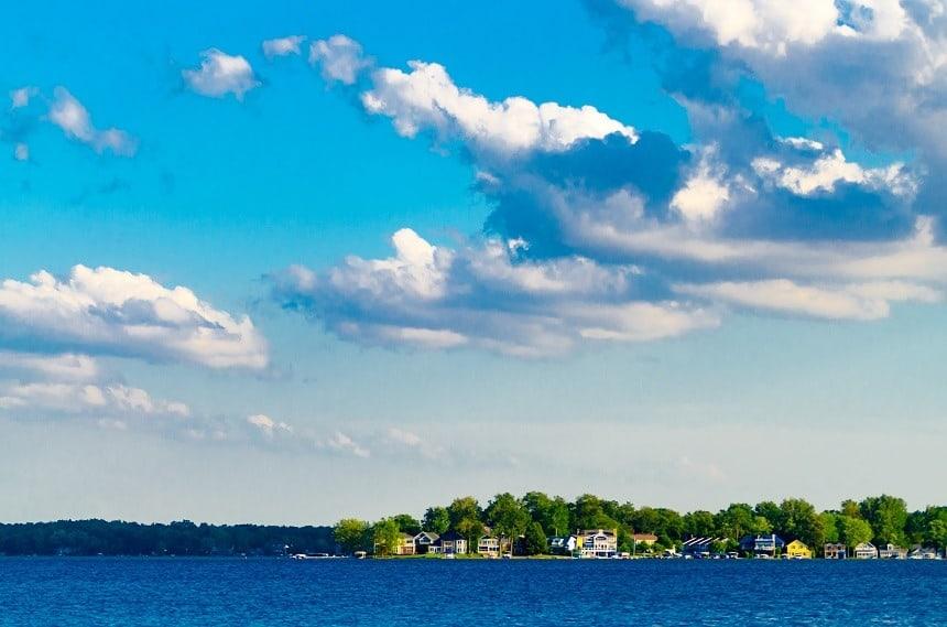 Lake Maxinkuckee
