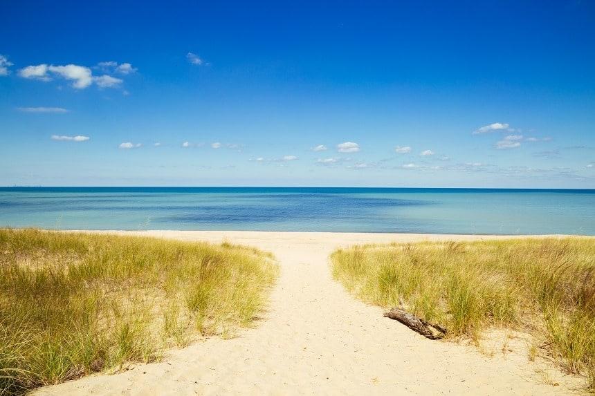 Lake Michigan Indiana