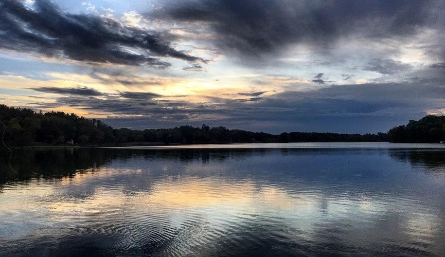 Big Creek Lake Iowa