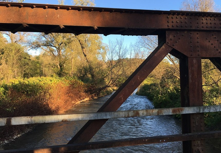 Bloody Run Creek