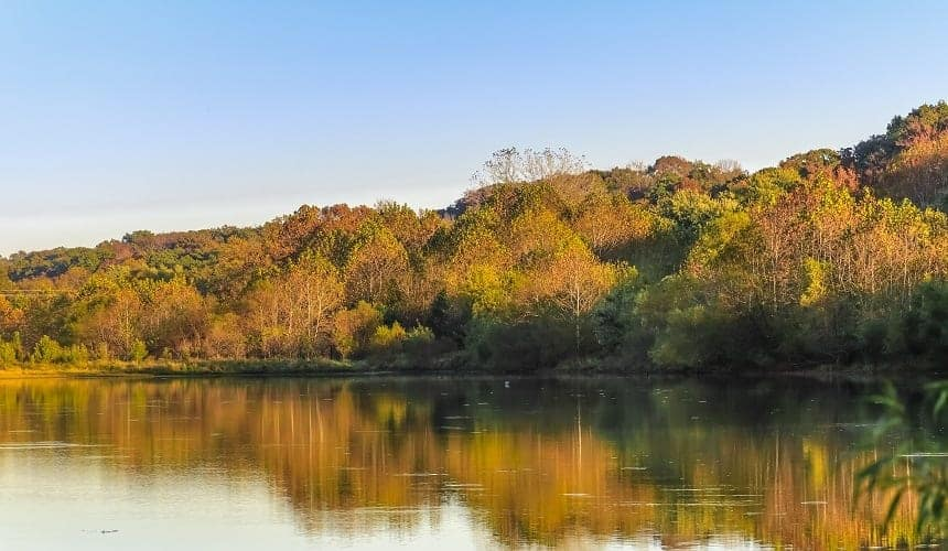 Busch Lake Missouri