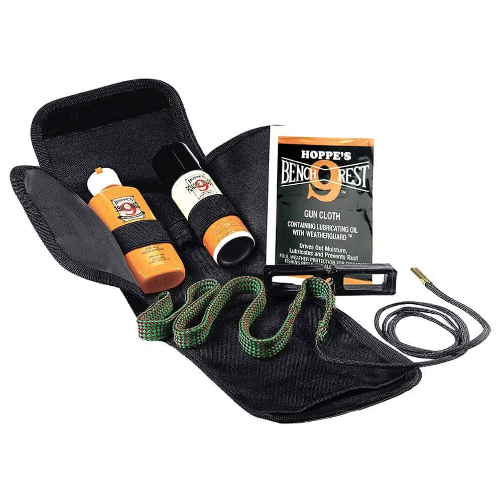 Hoppe's BoreSnake Rifle Soft-Sided Rifle Cleaning Kit (Choose Your Caliber)