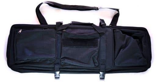 black rifle or bow bag