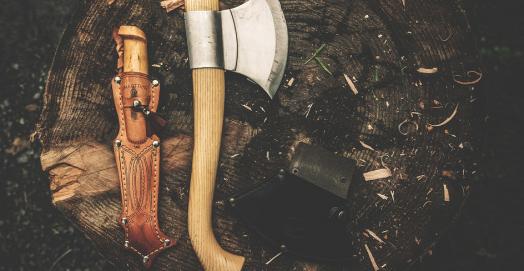 knife-retro-log